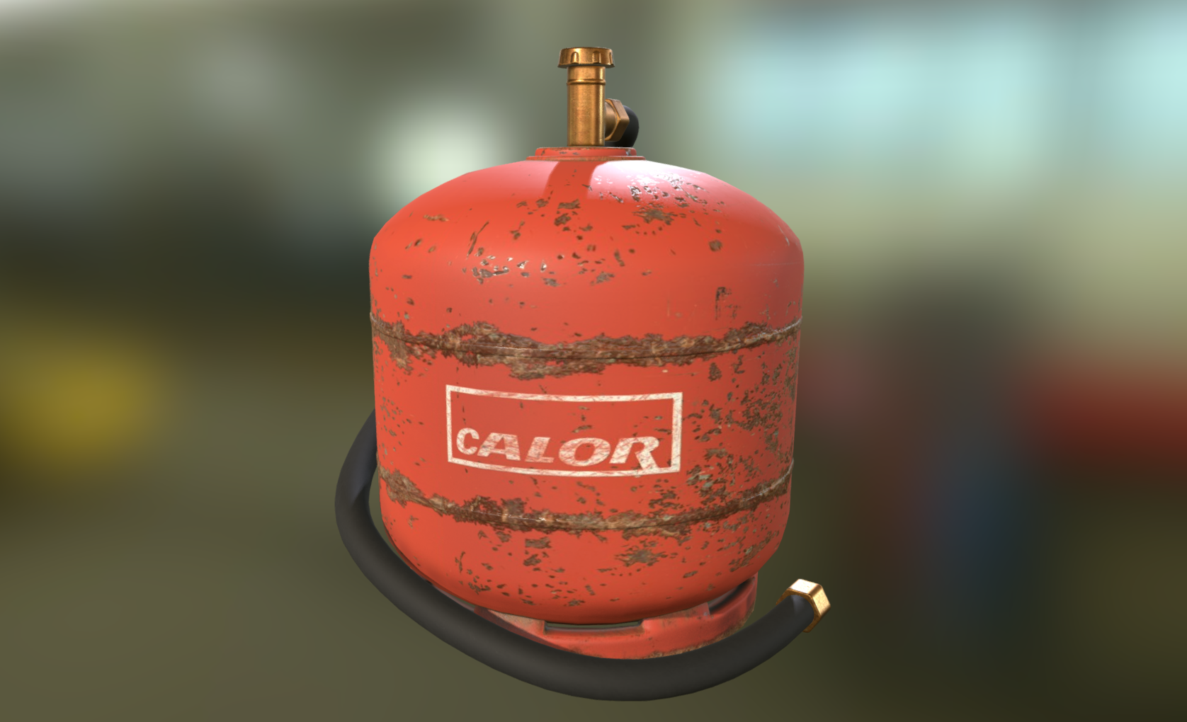 Gas Bottle